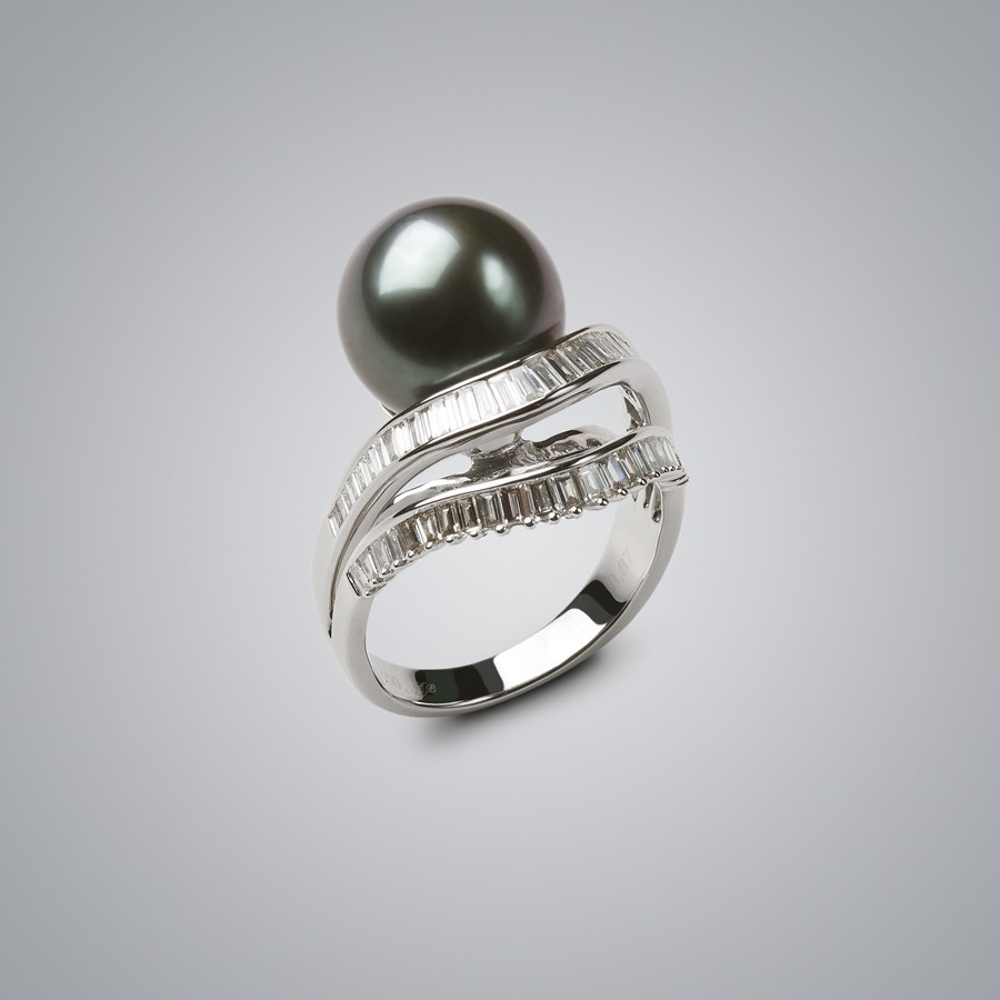 South sea pearl engagement rings is an amongst the leading commercially harvested educated pearls. South sea pearl engagement rings are with generally harvests