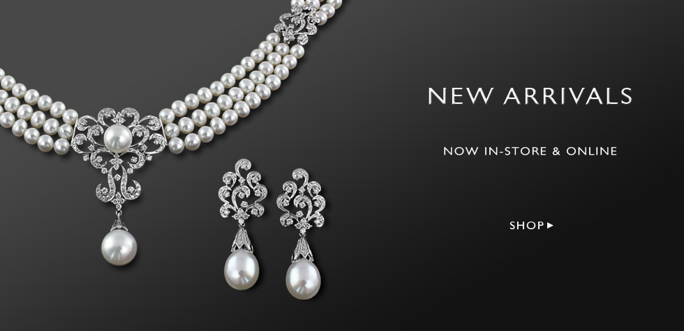 Pearls | Pearl Jewelry | Pearl Necklaces | Pearl Earrings